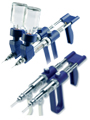 Socorex Twin syringes