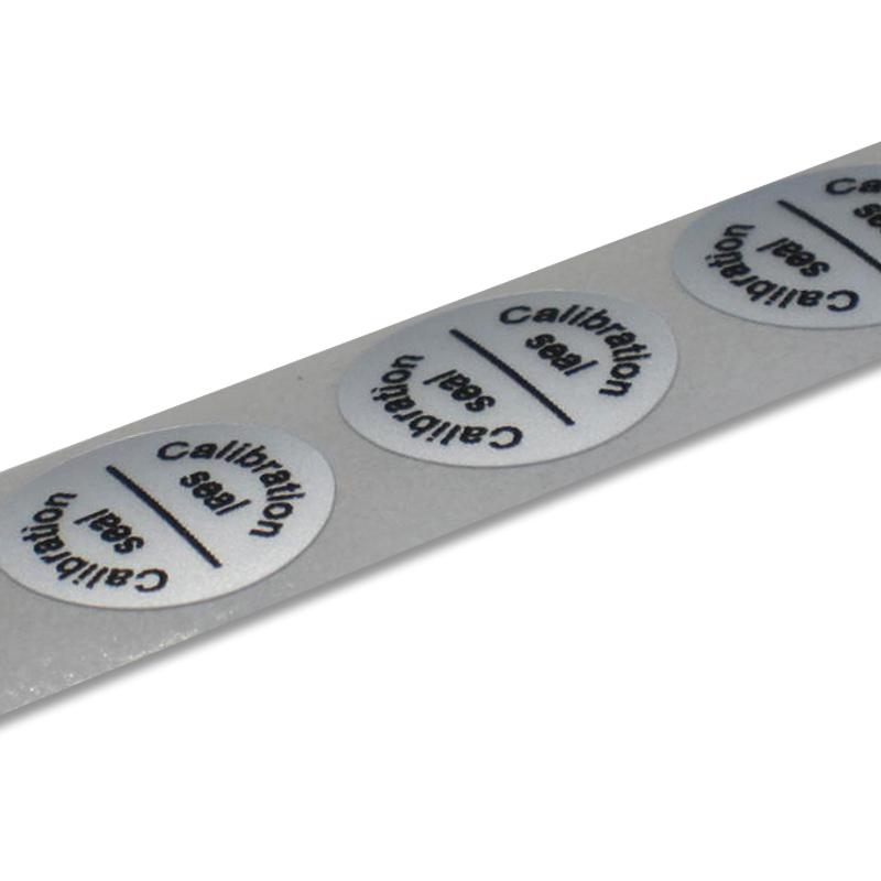 Calibrex Seal Sticker