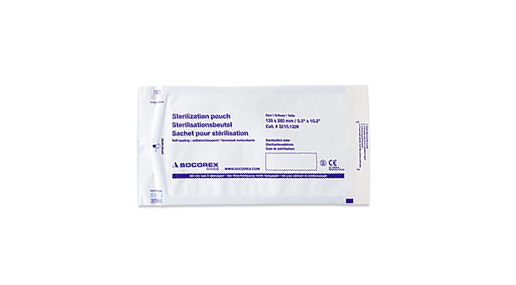 Sterilization Pouch 135x260 mm Socorex
