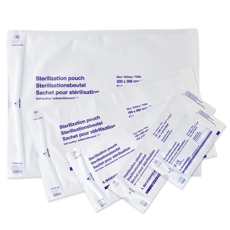 Sterilization Pouches   Socorex